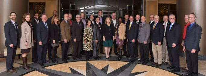 2016 AC Leadership Photo