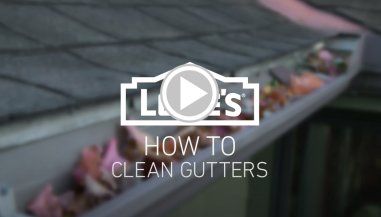 How to Clean Gutters Image